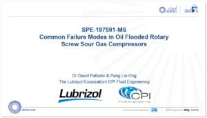 ADIPEC 2019-CPI Fluid Engineering-Sour Gas Compressor Failure Modes